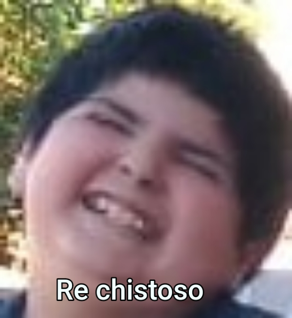... Re chistoso